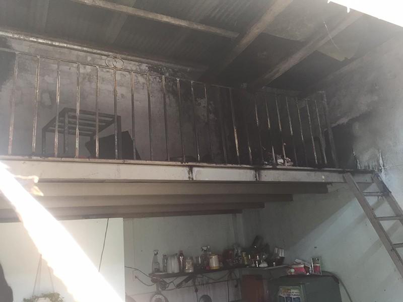 Người vợ của vụ nghi tự phóng hỏa ở Tân Phú không qua khỏi - ảnh 3