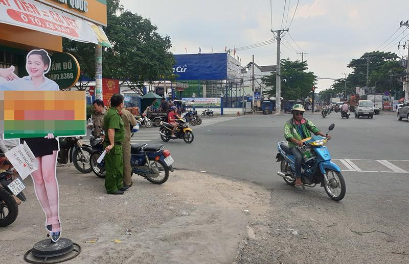 Nghi can trộm xe đâm trọng thương nhiều người dân ở Bình Tân - ảnh 1