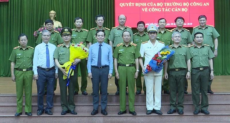Đại tá Lê Hồng Nam chính thức làm Giám đốc Công an TP.HCM  - ảnh 1