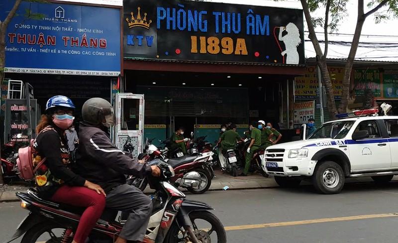 Bình Tân: Phát hiện 28 người Trung Quốc nghi nhập cảnh lậu - ảnh 1
