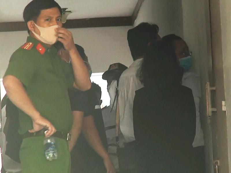 Nóng: Không khởi tố vụ án ông Bùi Quang Tín rơi lầu - ảnh 3