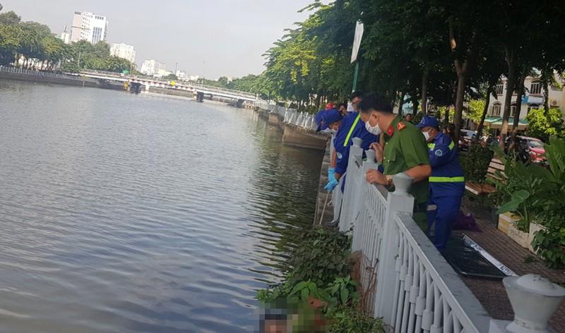 Thanh niên chết dưới kênh Nhiêu Lộc để thư 'xin lỗi gia đình' - ảnh 1