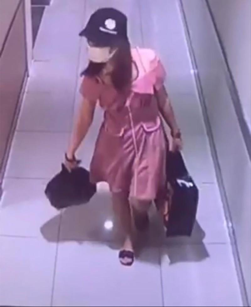 Lời khai của cô gái, nghi can vụ cướp ngân hàng, lấy hơn 2 tỉ - ảnh 2
