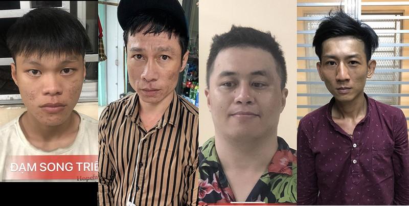 Chặn đường hai cô gái, dí dao, bóp cổ cướp xe ở Bình Tân - ảnh 2