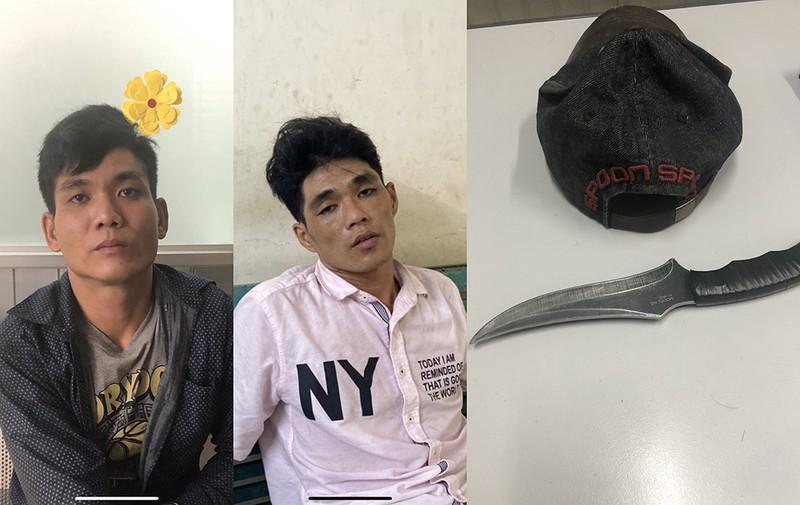 Chặn đường hai cô gái, dí dao, bóp cổ cướp xe ở Bình Tân - ảnh 1