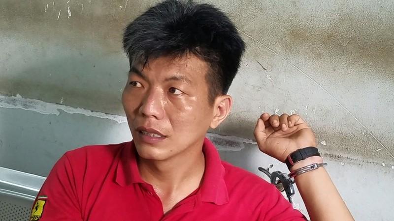 Lời khai tên cướp giật, kéo lê cô gái hàng trăm mét ở Bình Tân - ảnh 1