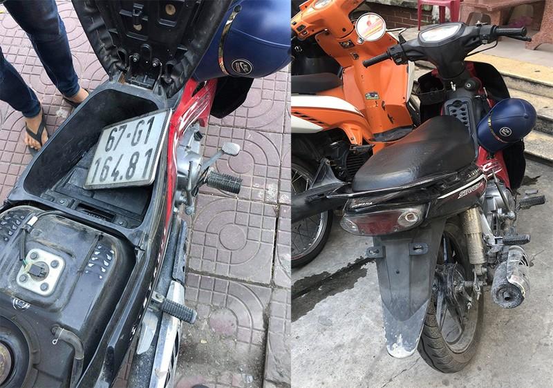 Thanh niên cướp ngân hàng ở Bình Tân gây án như thế nào - ảnh 2
