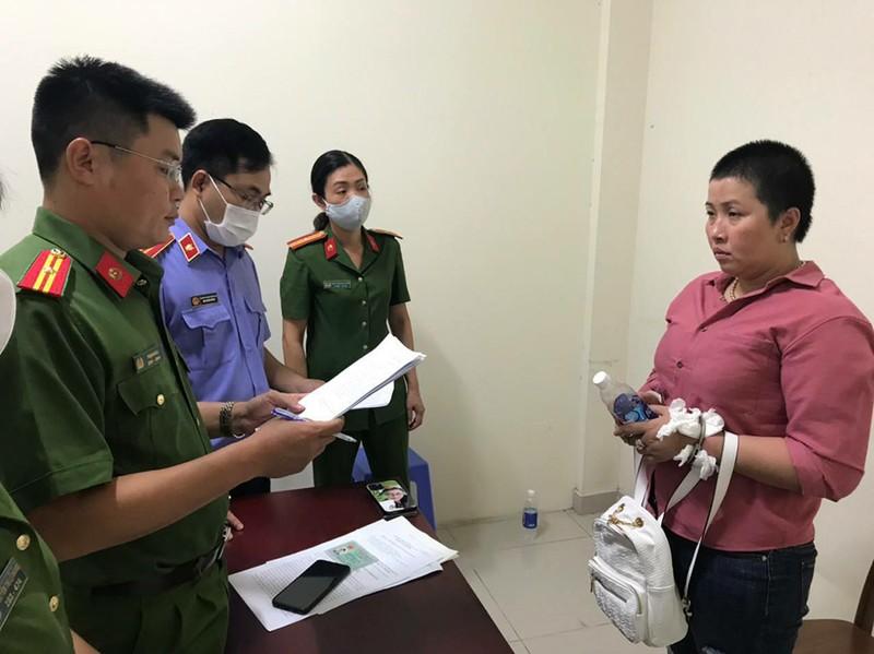 Công an bắt tạm giam bà Nguyễn Thị Bích Thủy về tội lừa đảo - ảnh 1