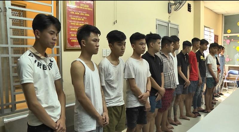 Bắt băng cướp giật 16 thành viên gây án liên tỉnh - ảnh 1