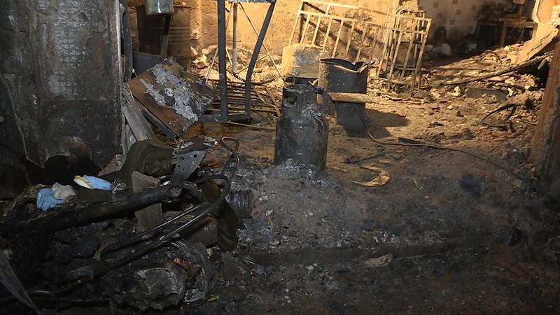 Người sống sót trong vụ cháy ở quận 11 khai gì với công an - ảnh 2