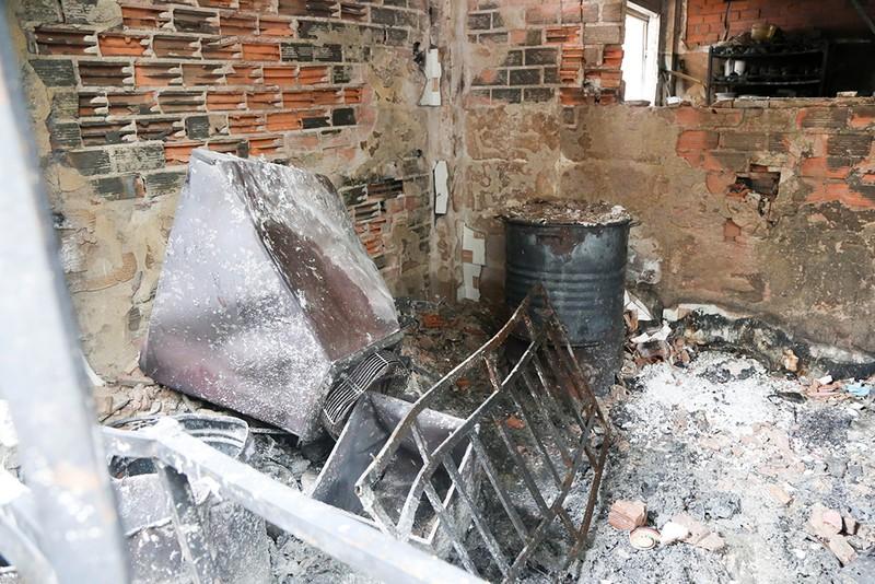 Phòng Cảnh sát PCCC báo cáo về vụ cháy nghiêm trọng ở quận 11 - ảnh 2