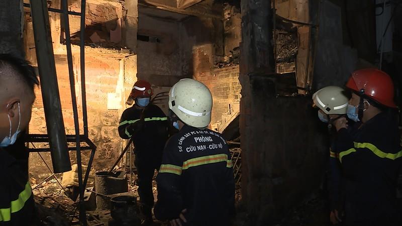 Người sống sót trong vụ cháy ở quận 11 khai gì với công an - ảnh 3