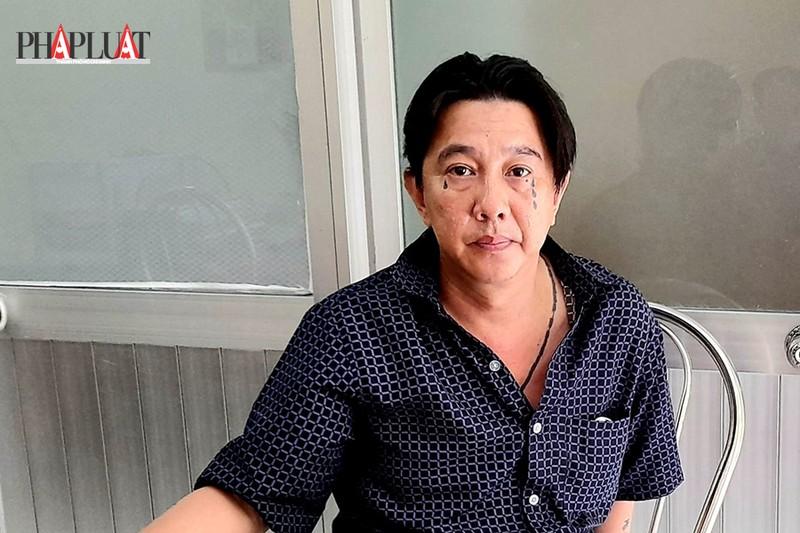 Bắt kẻ đâm chết tài xế xe ôm trước cổng bệnh viện Nhi Đồng - ảnh 2