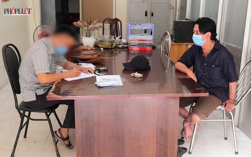 Bắt kẻ đâm chết tài xế xe ôm trước cổng bệnh viện Nhi Đồng - ảnh 1