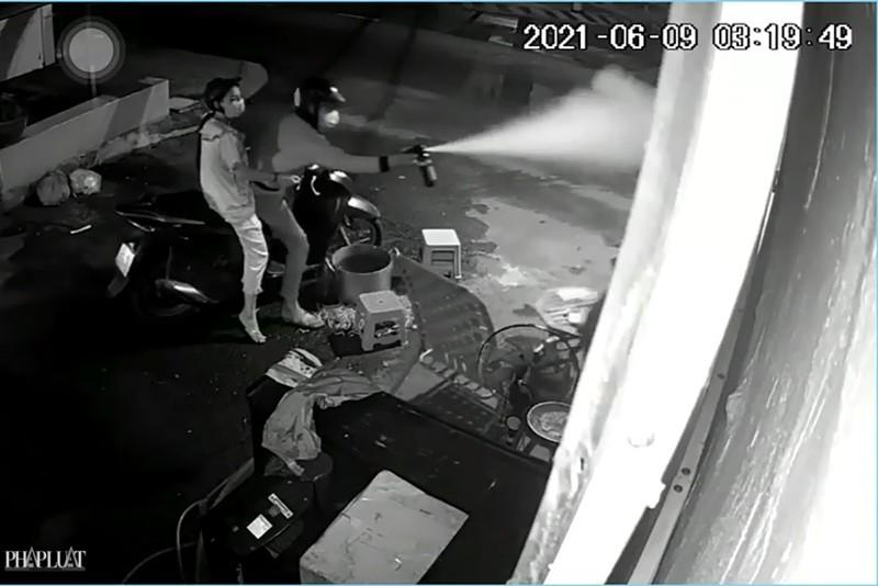 Nhóm cướp hai lần gây án ở tiệm tạp hóa tại Củ Chi khai gì? - ảnh 5