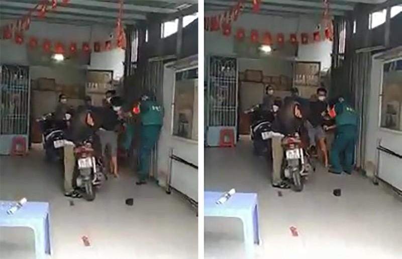 Thông tin vụ 'đi lãnh 1,5 triệu bị dân quân đánh hội đồng' ở Bình Tân - ảnh 1