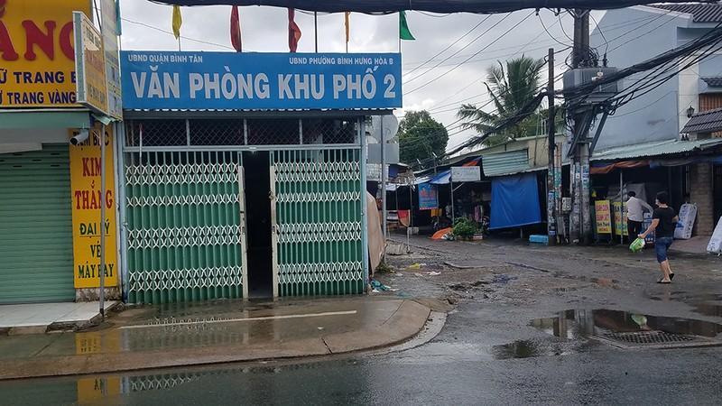 Thông tin vụ 'đi lãnh 1,5 triệu bị dân quân đánh hội đồng' ở Bình Tân - ảnh 2