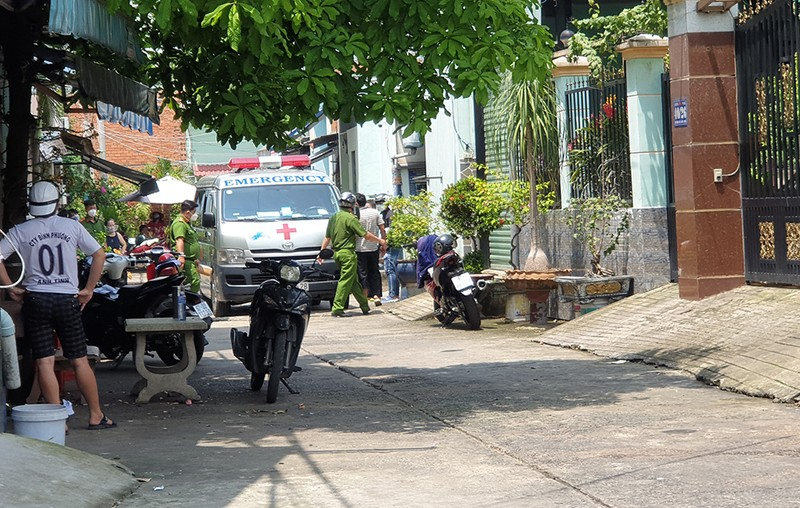 2 người đàn ông ở nhà trọ chết bất thường sau cuộc nhậu - ảnh 2