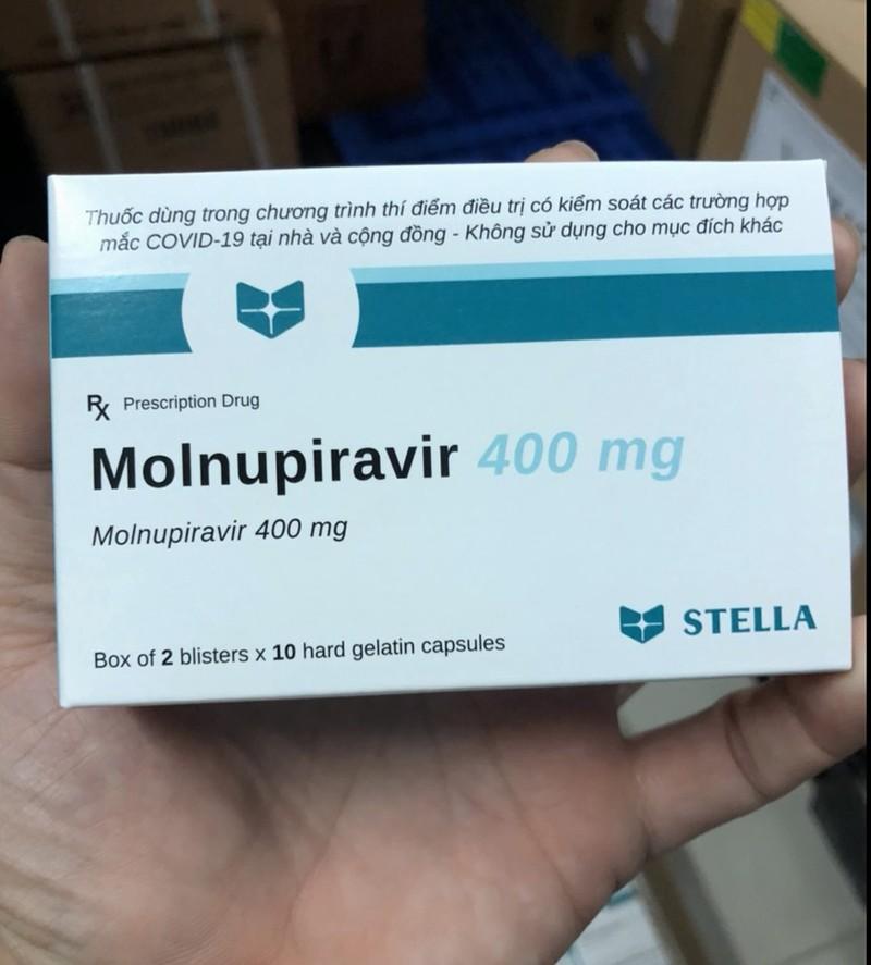 Từ hộp Molnupira trị COVID 6 triệu đồng, bắt 2 nhân viên y tế quận Bình Tân  - ảnh 3