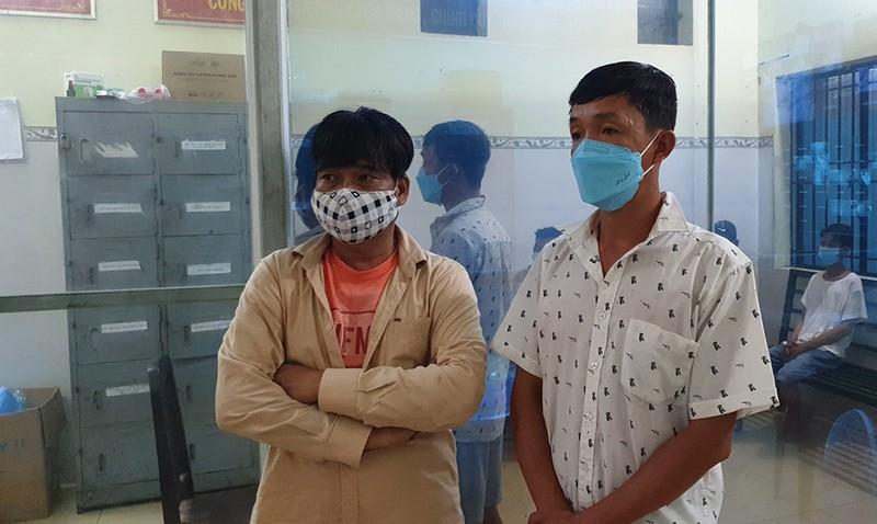 Công an quận Bình Tân bắt sới gà chỉ có một lối độc đạo - ảnh 2