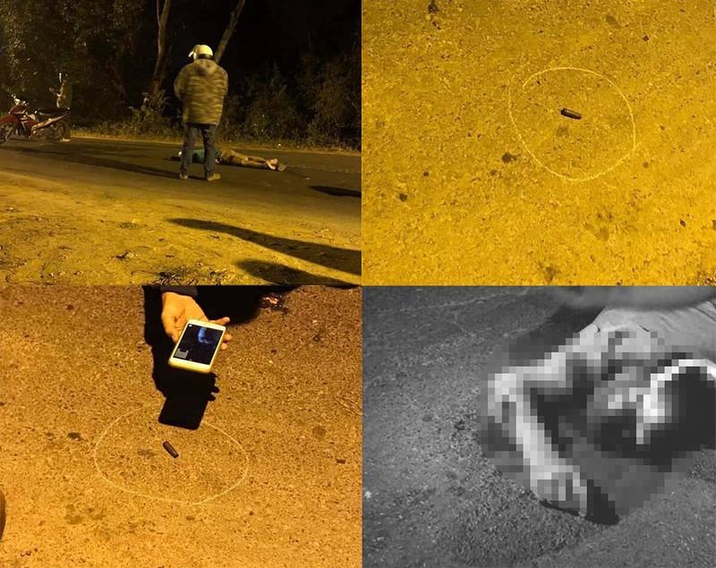 Thêm 1 nạn nhân bị bắn chết, cướp xe máy ở Củ Chi - ảnh 1
