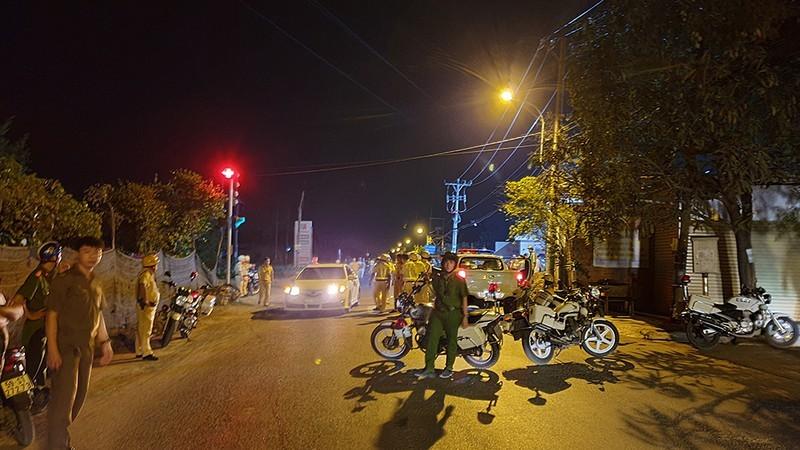 Công an truy tìm hai xe máy liên quan vụ Tuấn 'khỉ' - ảnh 1