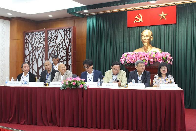 Ông Nguyễn Trường Lưu tái cử chủ tịch Hội Kiến trúc sư TP.HCM  - ảnh 1