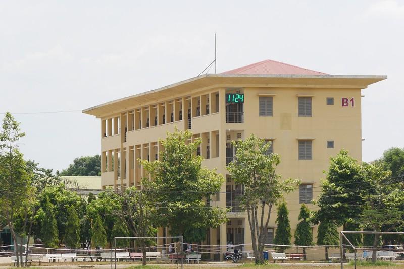 Cận cảnh khu cách ly ký túc xá Đại học Quốc gia TP.HCM - ảnh 10