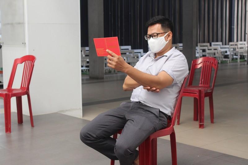 Khối Dân - Chính - Đảng TP.HCM hiến máu mùa dịch COVID-19 - ảnh 9
