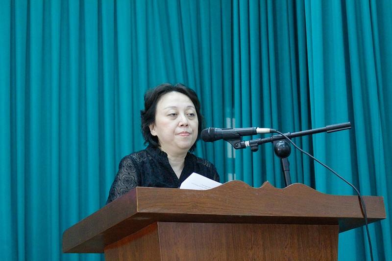 ĐBQH Phong Lan: 'Chúng ta phải mạnh hơn nữa từ bên trong' - ảnh 1