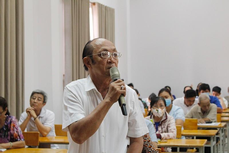 ĐBQH Phong Lan: 'Chúng ta phải mạnh hơn nữa từ bên trong' - ảnh 2