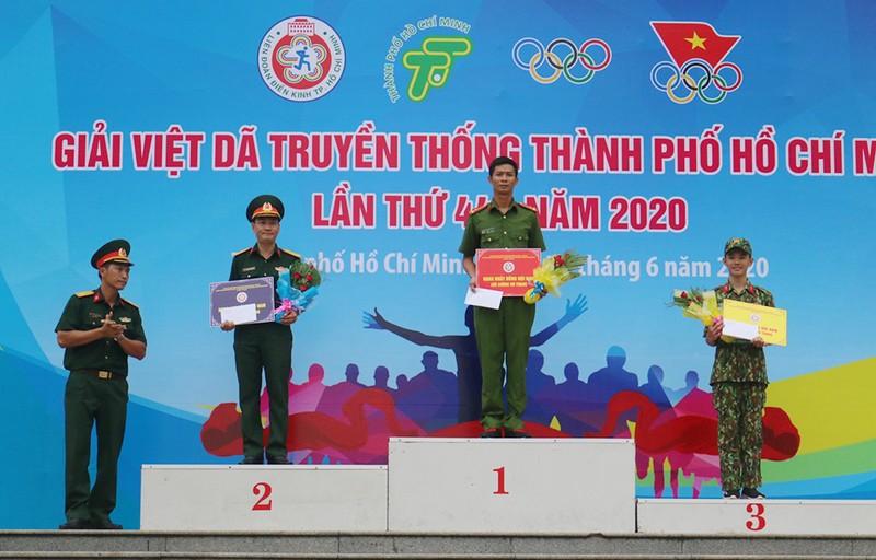 Giải Việt dã kỷ niệm 44 năm TP.HCM chính thức mang tên Bác - ảnh 1