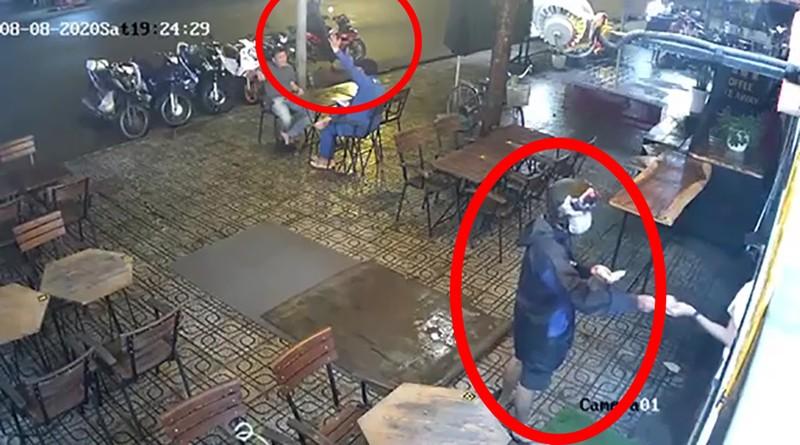 Quận 9: Giả mua cà phê rồi trộm xe máy của nhân viên - ảnh 1