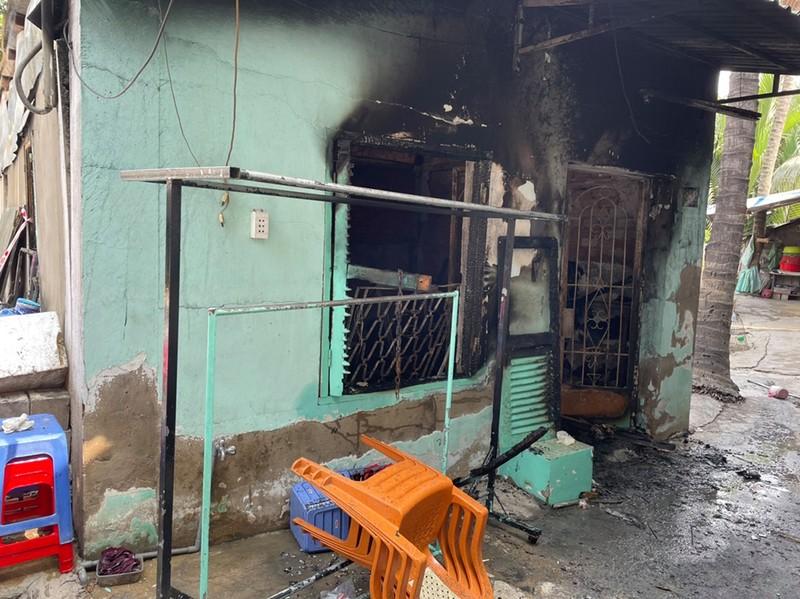 Vụ 6 người chết cháy: Chính quyền sẽ hỗ trợ chi phí mai táng - ảnh 1