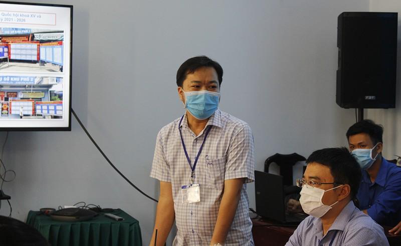 Bà Nguyễn Thị Lệ: 'Cần đề cao cảnh giác dịch trong bầu cử' - ảnh 2