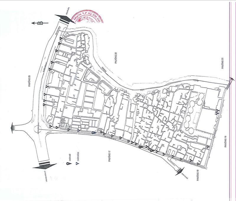 Quận Bình Thạnh cách ly y tế toàn phường 21 từ 0 giờ ngày 24-7 - ảnh 1