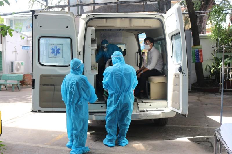 Bình Thạnh đưa vào hoạt động trung tâm điều trị F0 ban đầu 180 giường - ảnh 7