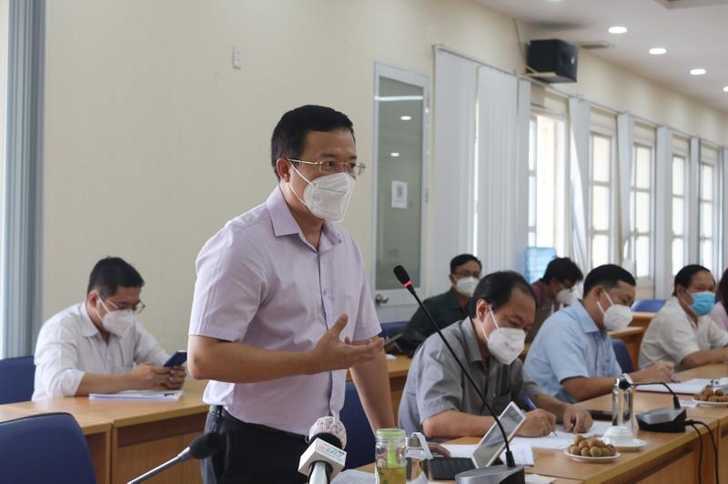 Chủ tịch Nguyễn Thành Phong: 'Tuyệt đối không để F0 tử vong tại nhà' - ảnh 2
