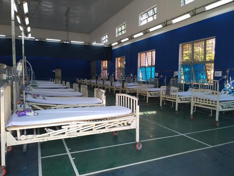 Quận Phú Nhuận có BV dã chiến 350 giường tại trường THPT Phú Nhuận - ảnh 1