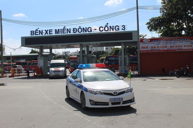 Ninh Thuận đón 237 phụ nữ mang thai, có con nhỏ ở TP.HCM về quê - ảnh 3