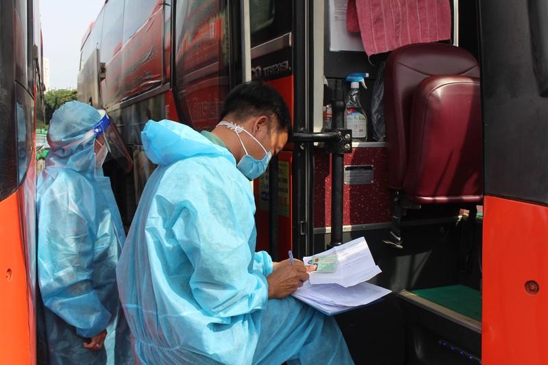63 ngày tình nghĩa - Phú Yên đưa gần 17.000 người ở TP.HCM về quê - ảnh 5