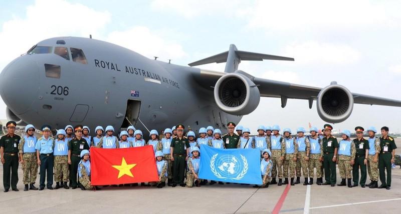 Công binh VN sẽ tham gia lực lượng 'mũ nồi xanh' Liên Hợp Quốc - ảnh 1