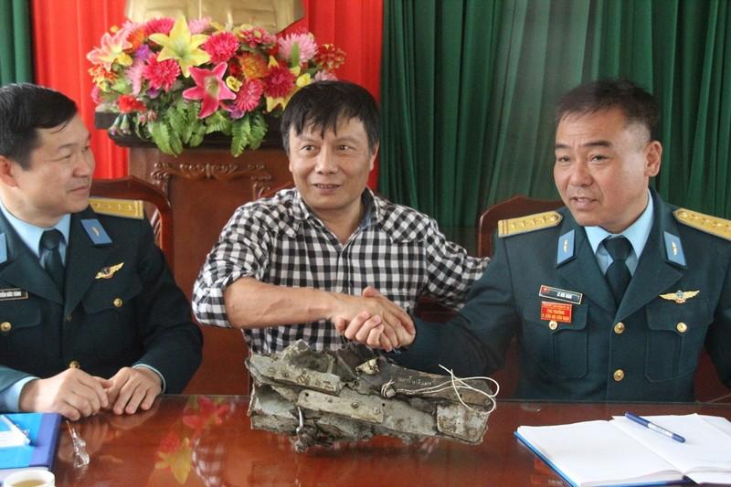 Bộ Quốc phòng kết luận vụ MiG21U mất tích 47 năm trước - ảnh 2