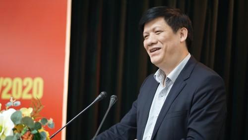 Thứ trưởng Bộ Y tế Nguyễn Thanh Long: 'Chúng ta tự tin!' - ảnh 2