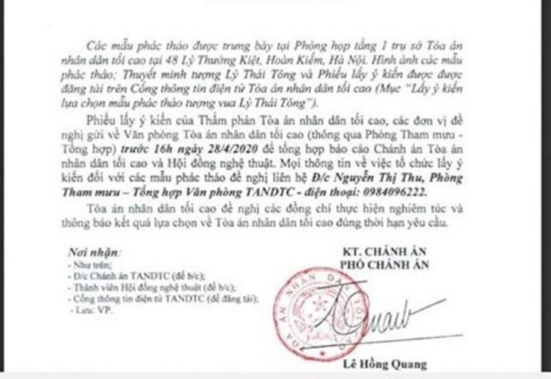 Ông Dương Trung Quốc nói về dựng tượng Lý Thái Tông - ảnh 2