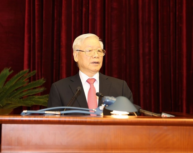 Hội nghị Trung ương 13 bàn nhân sự Ban chấp hành khóa XIII - ảnh 1
