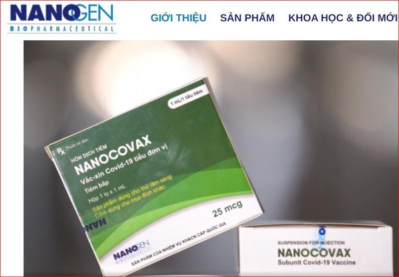 Nano Covax vượt qua cửa Hội đồng Đạo đức cấp quốc gia - ảnh 1