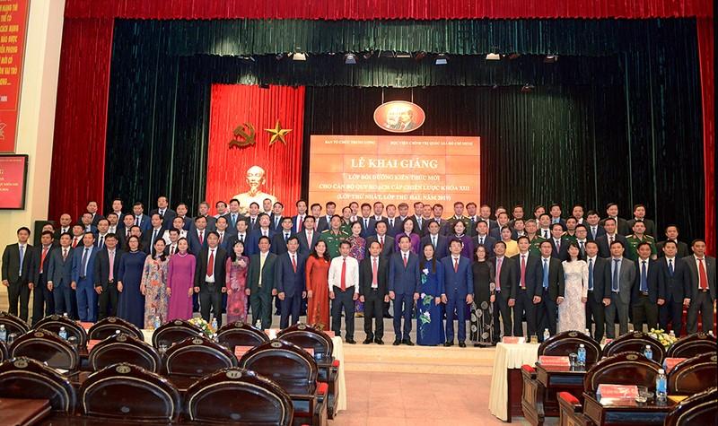 Cán bộ quy hoạch Trung ương sẽ xem Quốc hội chất vấn - ảnh 1