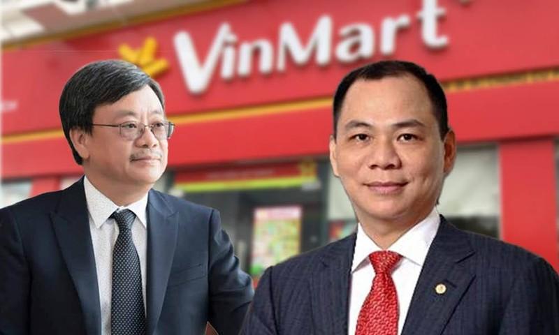 Mới kiểm soát VinMart, ông Quang Masan bị mất danh hiệu tỉ phú - ảnh 1