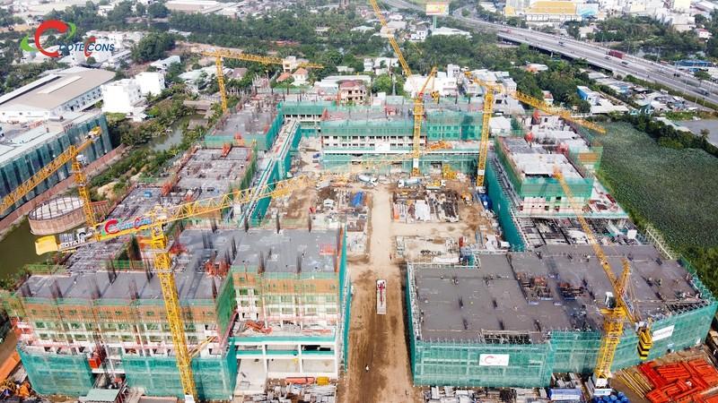 Nhà thầu lớn nhất Việt Nam làm ăn ra sao giữa dịch COVID-19?  - ảnh 1
